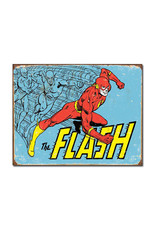 Dc comics Dc Comics ( Metal Sign 12.5 X 16 ) The Flash Retro