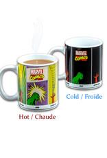 Marvel Marvel ( Heat Change Mug ) Marvel Comics