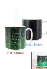 Star Wars Star Wars ( Heat Change Mug )  Spaceships