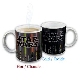 Star Wars Star Wars ( Tasse Réactive ) Sabre Laser