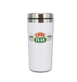 Friends ( Stainless Travel Mug ) Central Perk