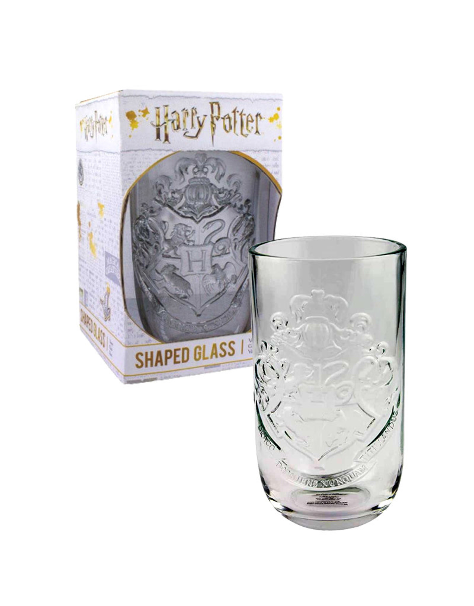 Harry Potter Harry Potter ( Shaped Glass ) Hogwarts