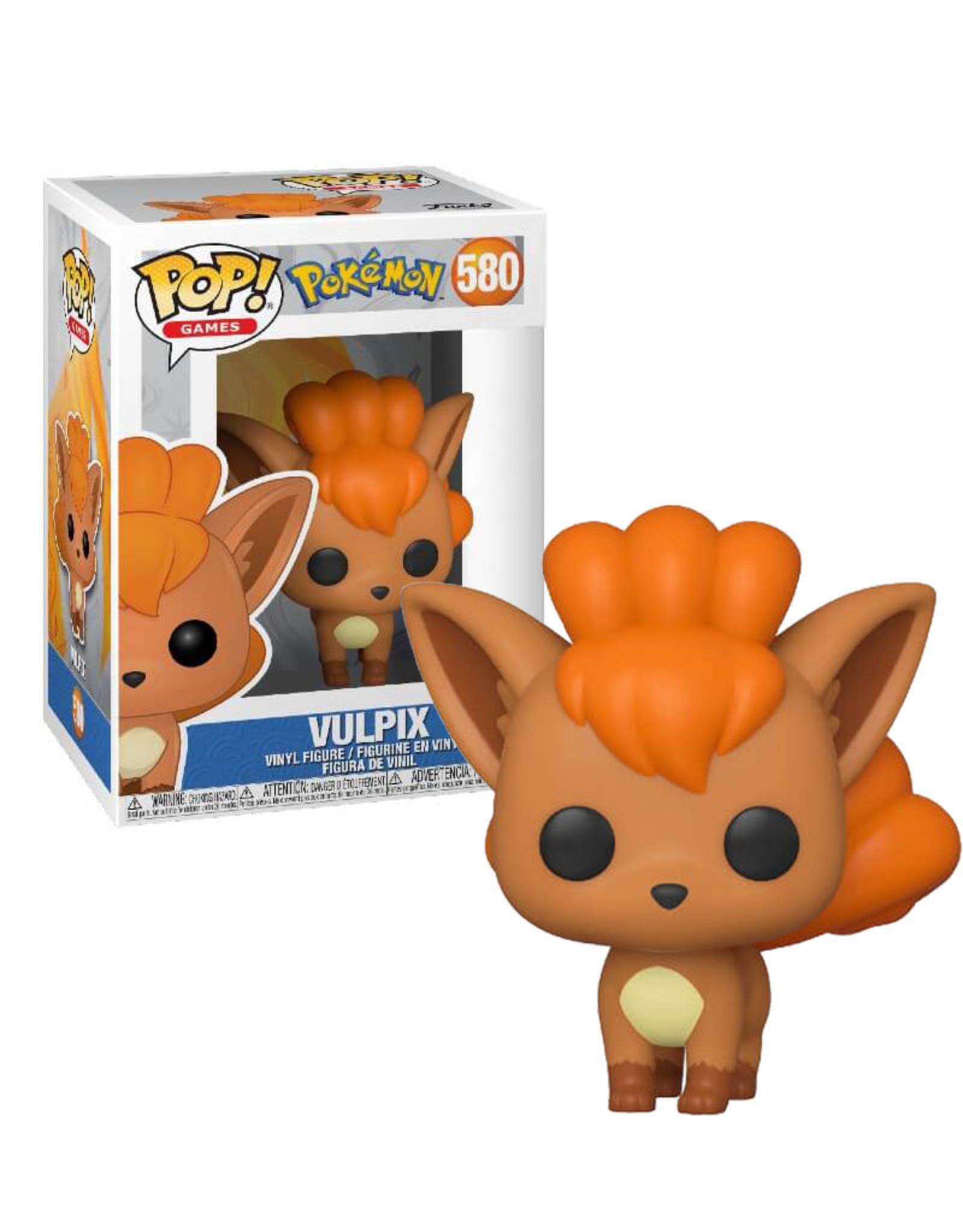Vulpix 580 ( Funko Pop ) Pokémon