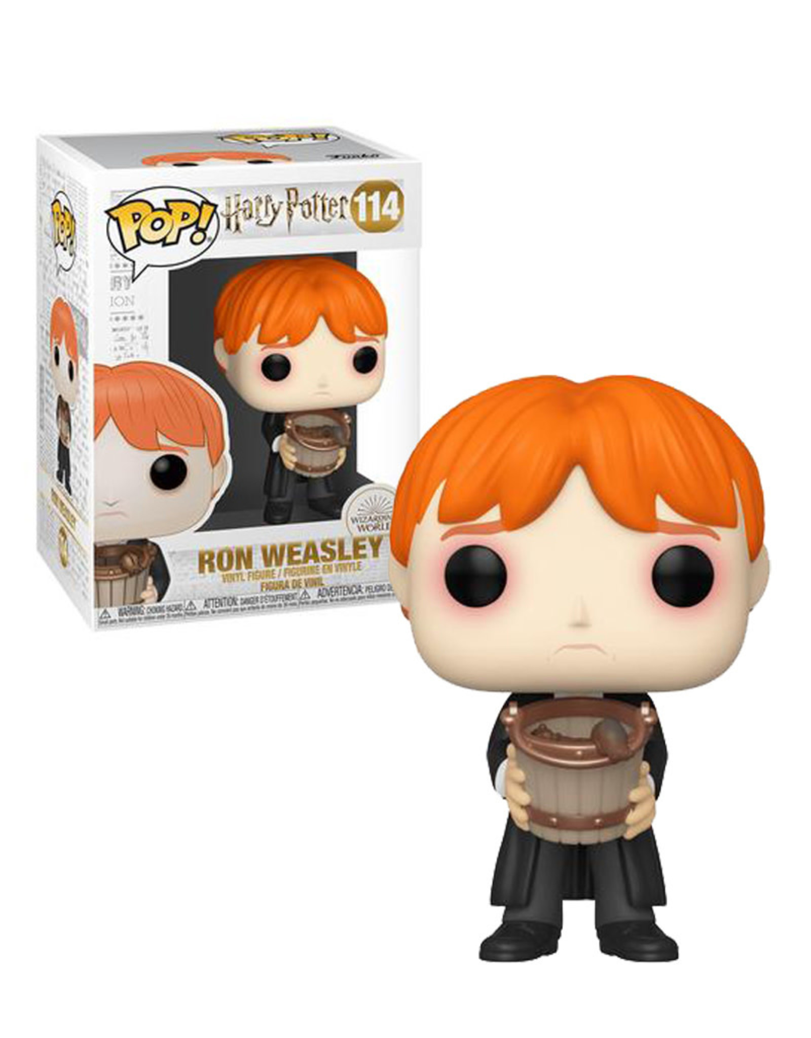 Harry Potter Ron Weasley 114 ( Funko Pop ) Harry Potter