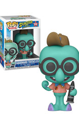Squidward Tentacles 918 ( Funko Pop ) The Spongebob Movie