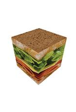 Cube 3X3 Flat - Sandwich