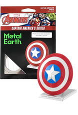 Marvel ( Metal Earth ) Captain America's Shield