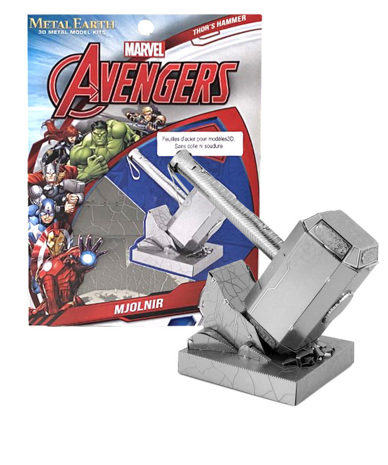 Marvel Marvel ( Metal Earth ) Thor's Hammer