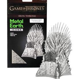 Game of thrones Le Trône de Fer ( Metal Earth ) Le Trône