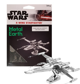 Star Wars Star Wars ( Metal Earth ) X-Wing Starfighter