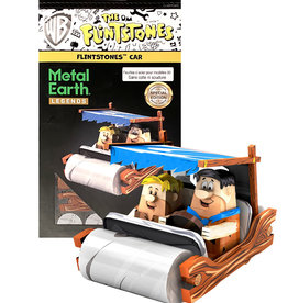 The Flintstones ( Metal Earth ) Car