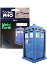 Doctor Who ( Metal Earth ) Tardis