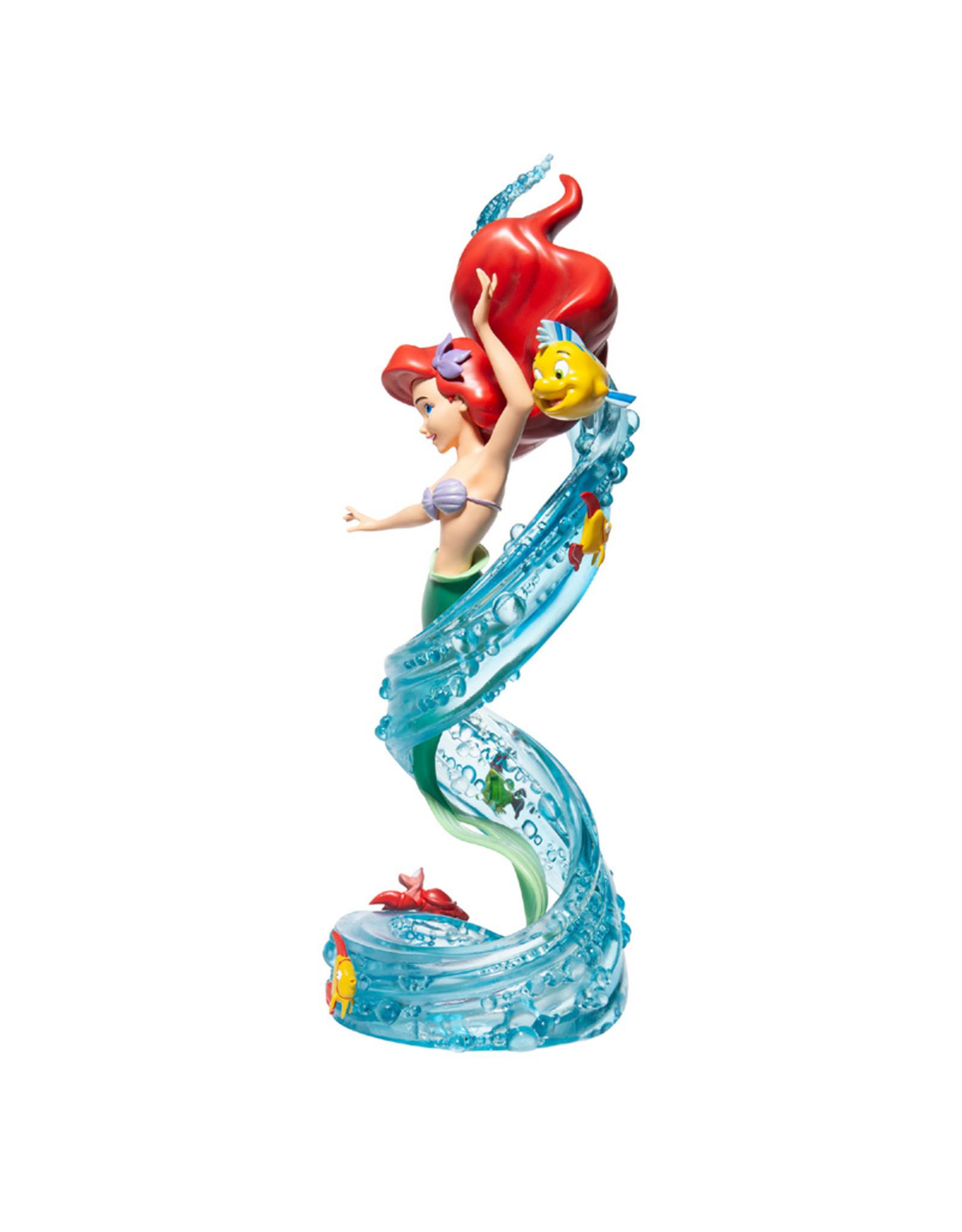 Disney Disney ( Showcase Figurine  ) Ariel Swimming Under Water