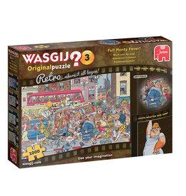 Wasgij? 3 ( Puzzle 1000 pcs ) Full Monty Fever