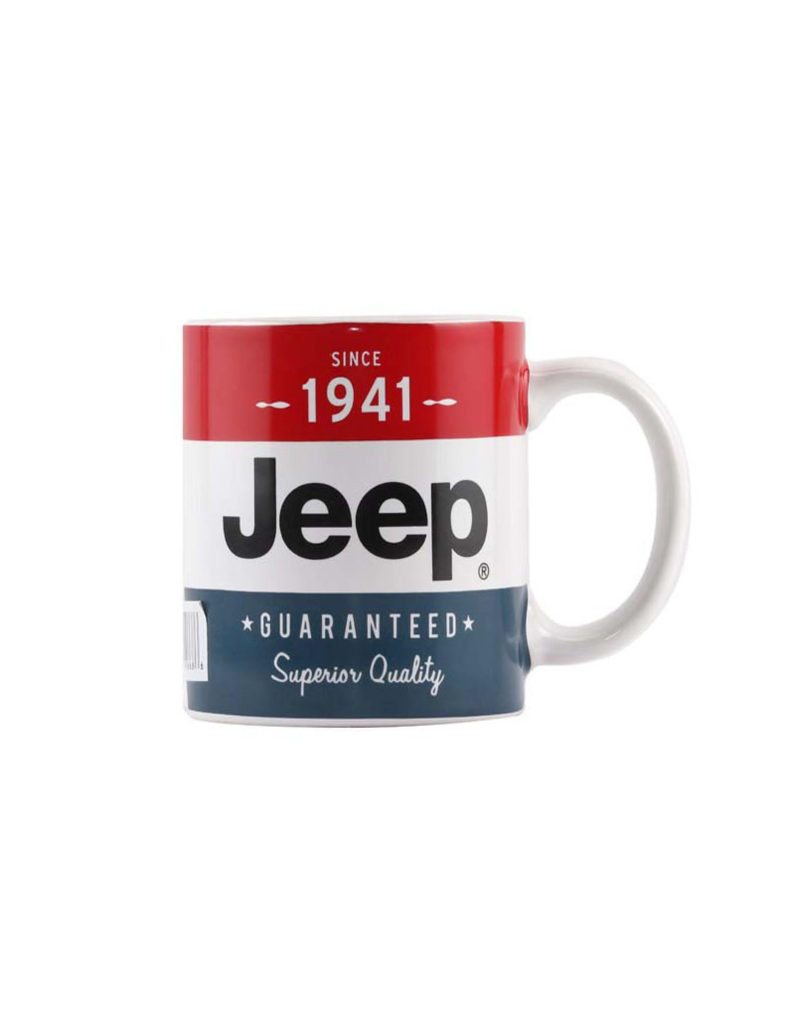 Jeep ( Ceramic Mug )