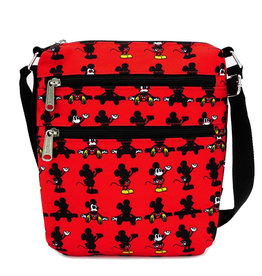 Disney Disney (  Loungefly Nylon Mini Handbag ) Mickey Mouse