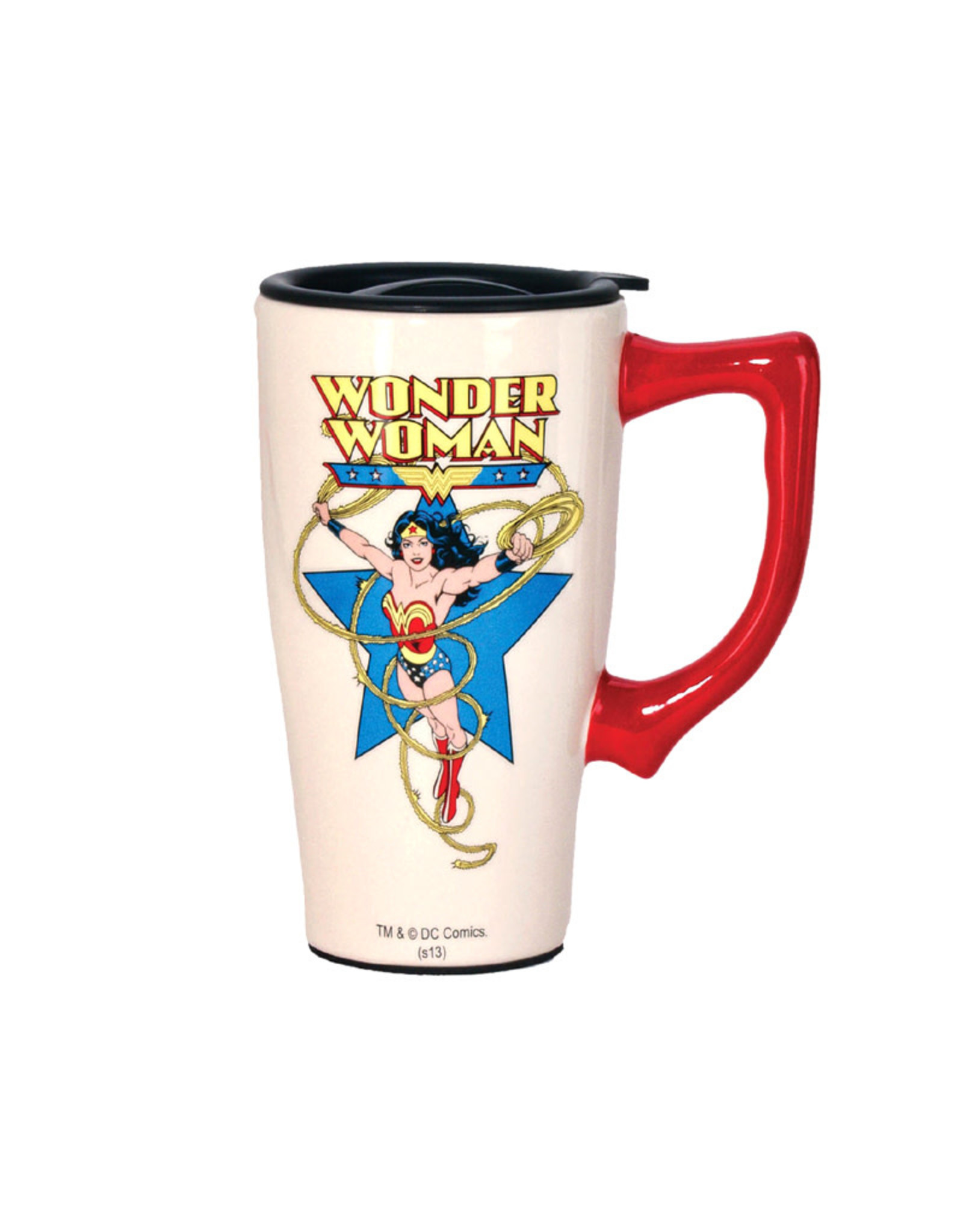 Dc comics Dc comics ( Ceramic Travel Mug ) Wonder Woman Character