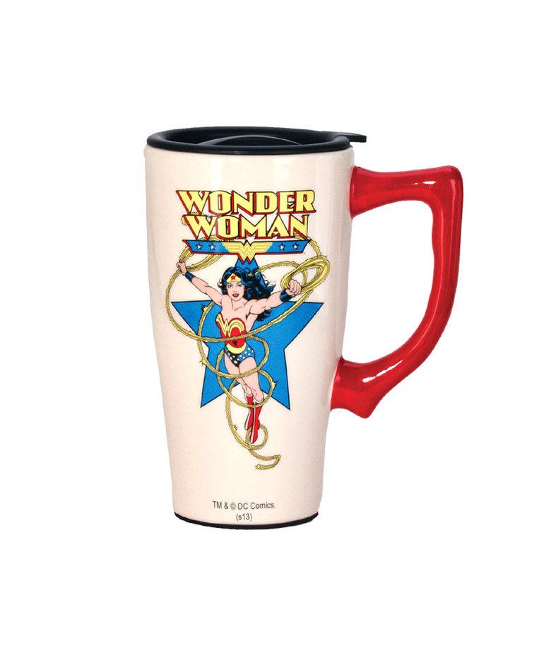 Dc comics Dc comics ( Ceramic Travel Mug ) Wonder Woman Character