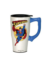 Dc comics Dc Comics  ( Ceramic Travel Mug ) Superman Character