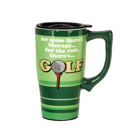 Golf ( Tasse de Transport en Céramique )