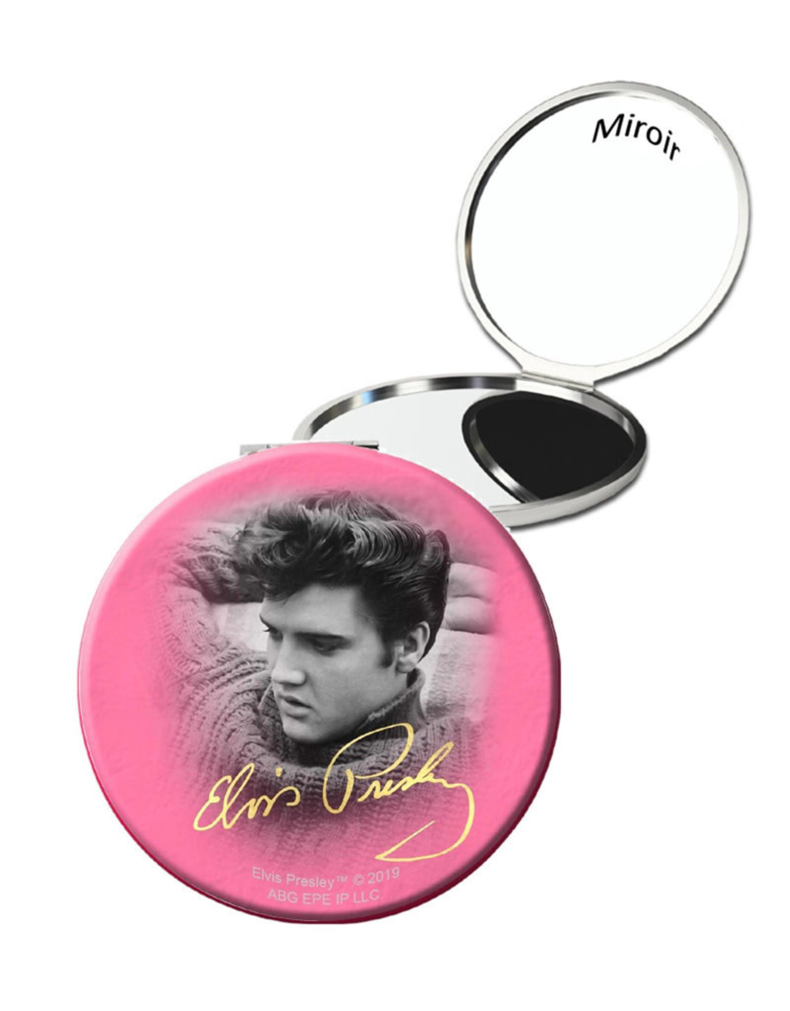 Elvis Elvis ( Pocket Mirror )