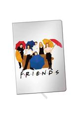 Friends ( Cahier d'Écriture ) Personnnages