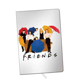 Friends ( Notebook ) Characters