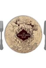 Harry Potter Harry Potter ( Ensemble de 4 Assiettes en Mélamine ) La Carte du Marauder