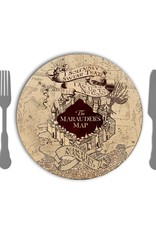 Harry Potter Harry Potter ( Set of 4 Melamine Plates ) The Marauder's Map