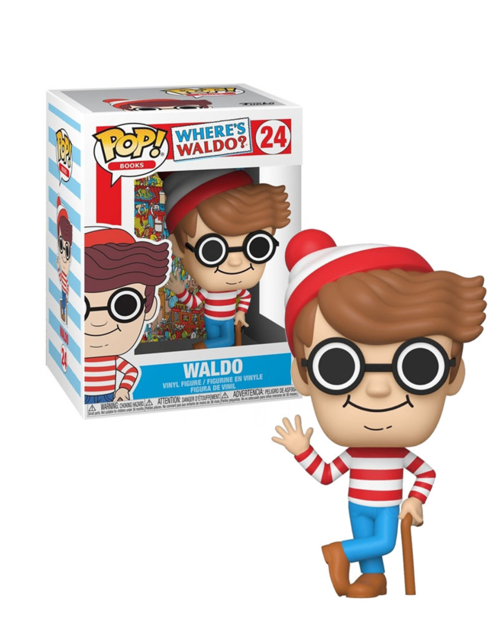 Waldo 24 ( Funko Pop )