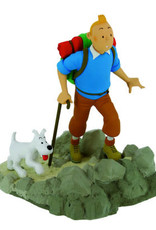 Tintin ( Figurine en Résine ) Alpiniste
