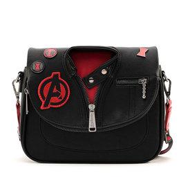 Marvel Marvel ( Loungefly Handbag ) Black Widow