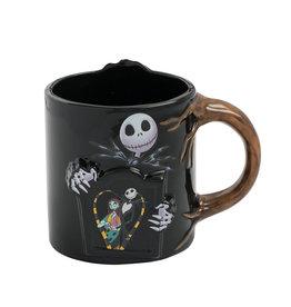 The Nightmare Before Christmas ( Reactif mug  ) Jack