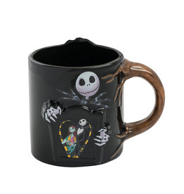 The Nightmare Before Christmas ( Tasse Réactive ) Jack