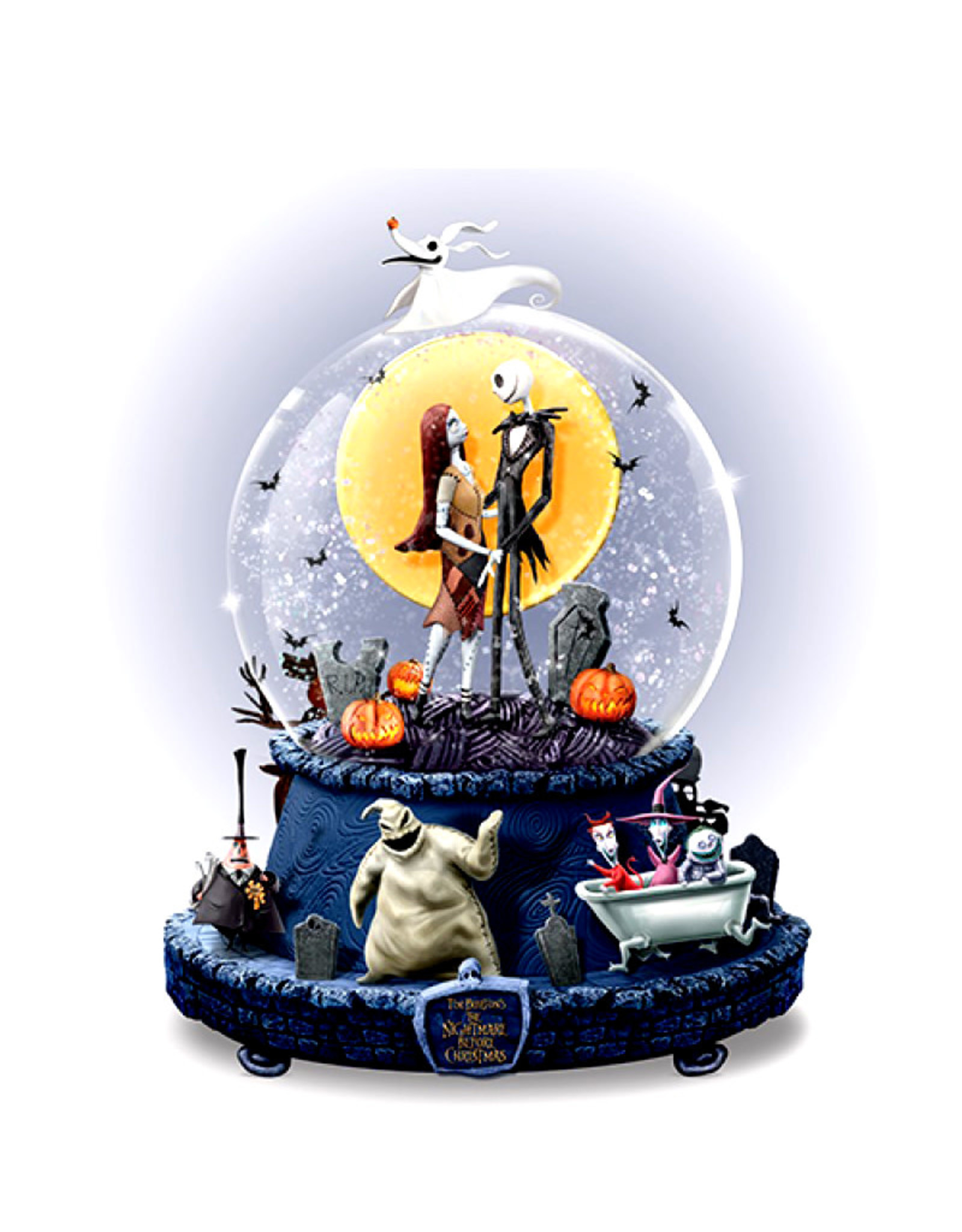 The Nightmare Before Christmas The Nightmare Before Christmas ( Musical Globe )