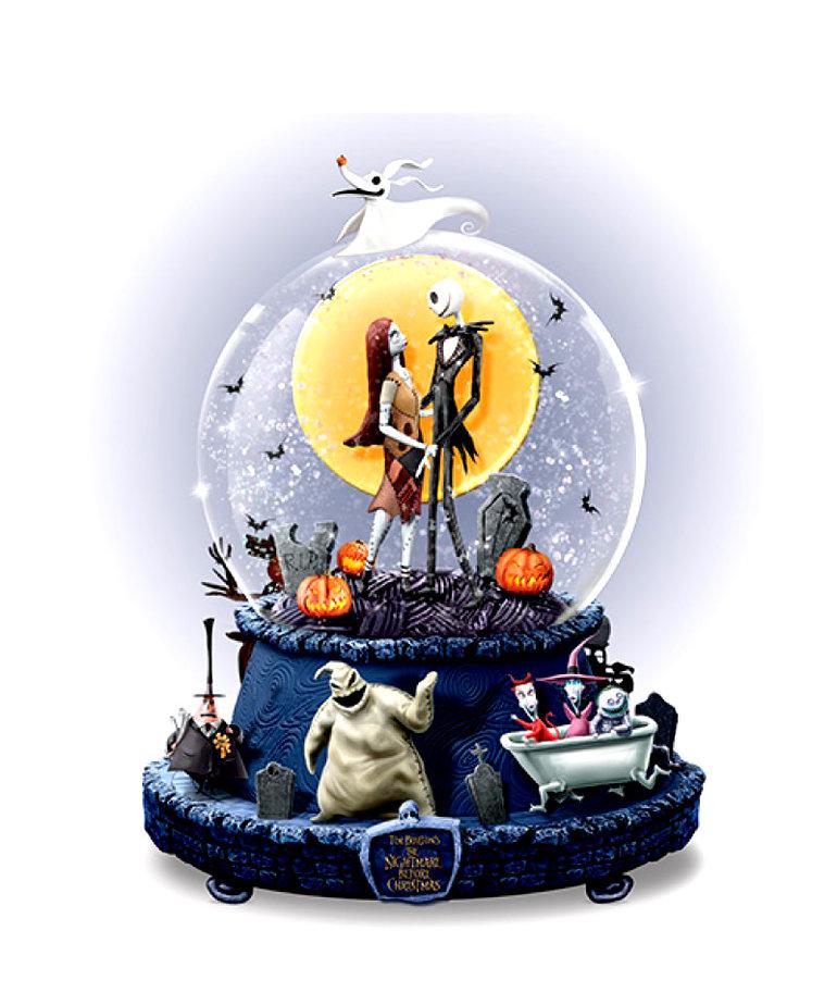 The Nightmare Before Christmas The Nightmare Before Christmas ( Musical Globe )