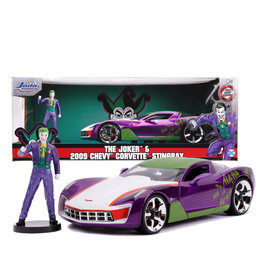 Joker ( Die Cast 1:24 ) Corvette Stingray 2009