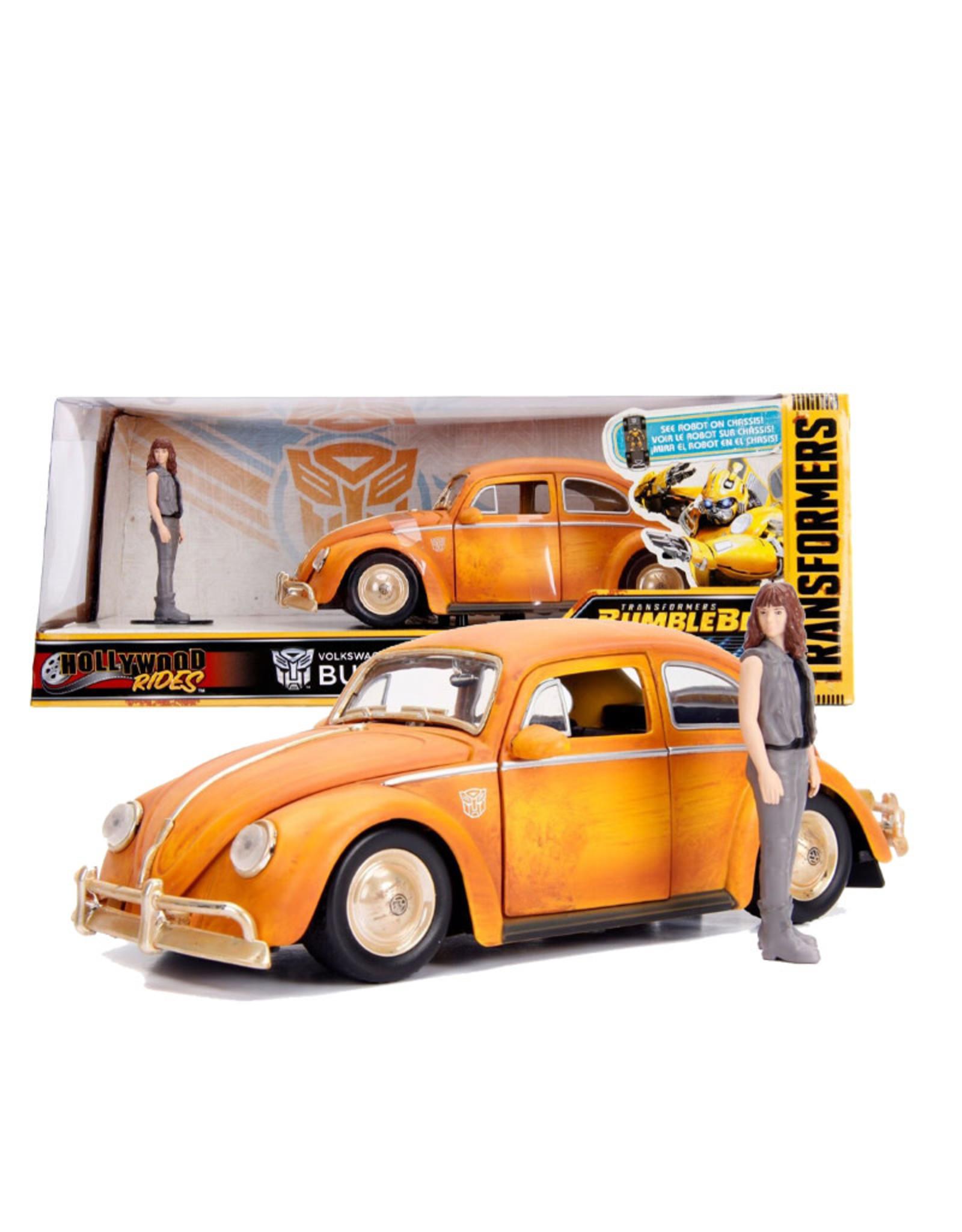 Transformers ( Die Cast 1:24 ) Bumblebee & Charlie