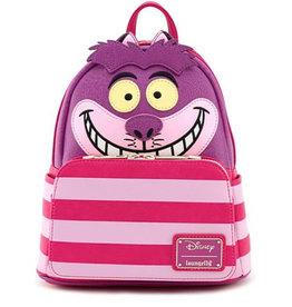 Disney Disney ( Loungefly Mini Back pack  ) Cheshire