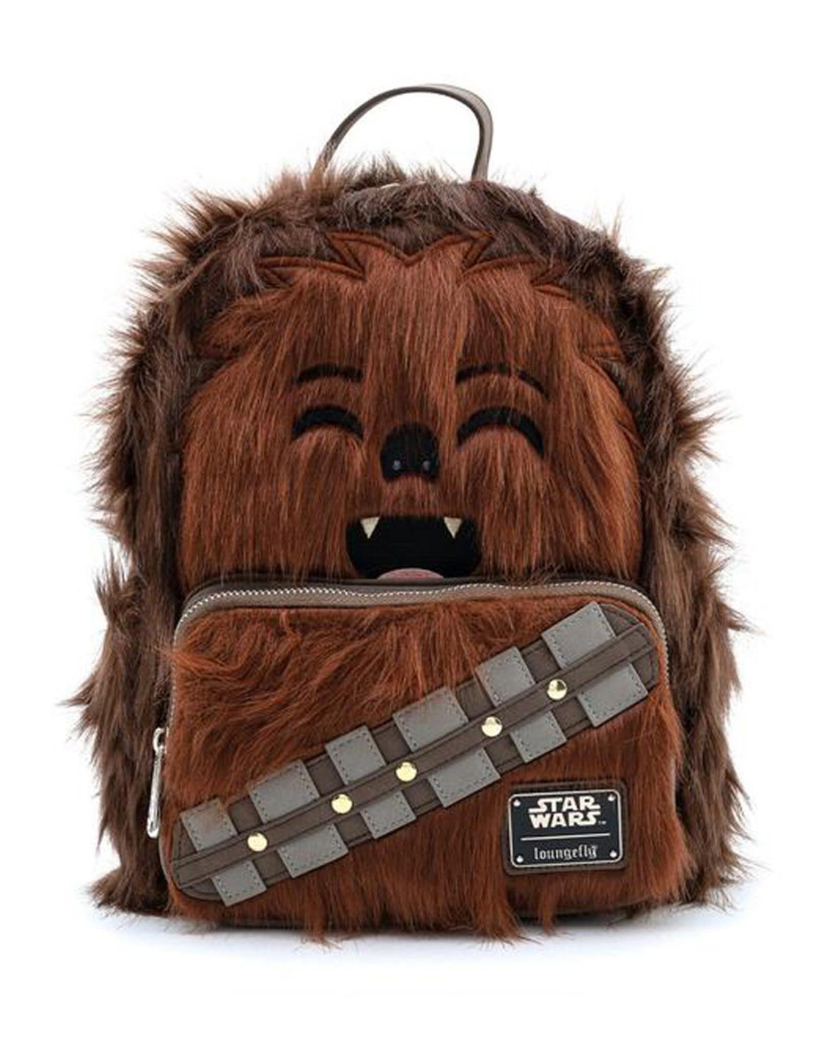 Star Wars Star Wars  ( Loungefly Mini Back Pack ) Chewbacca