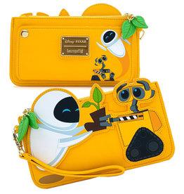 Disney ( Loungefly Wallet ) Wall-E
