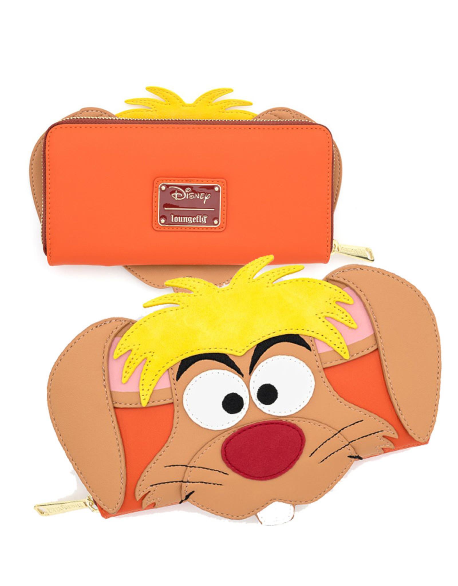 Disney Disney ( Loungefly Wallet ) Alice Rabbit