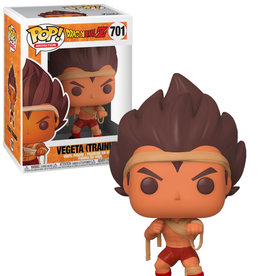 Dragonball Z DragonBall Z 701 (Funko Pop) Vegeta (Training)