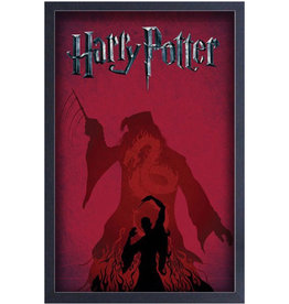 Harry Potter Harry Potter ( Framed print ) Shadow