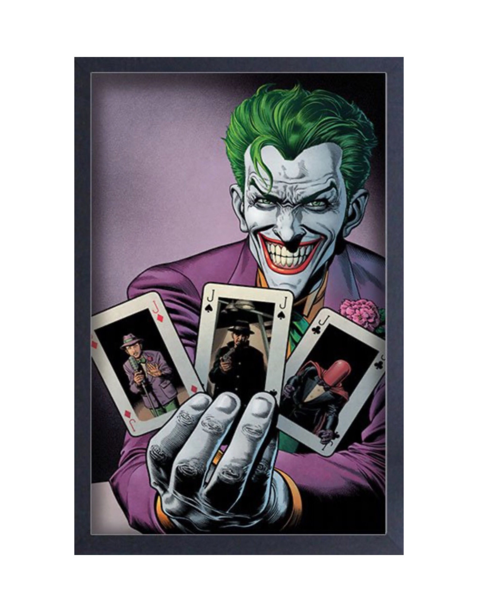 Dc Comics ( Framed print ) Joker