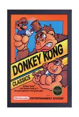 Nintendo ( Framed print ) Donkey Kong