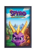Spyro ( Framed print) Split