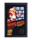 Nintendo ( Framed print ) Super Mario Bros