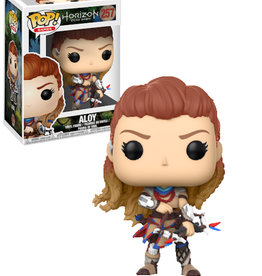 Horizon Zero Dawn 257 ( Funko Pop ) Aloy
