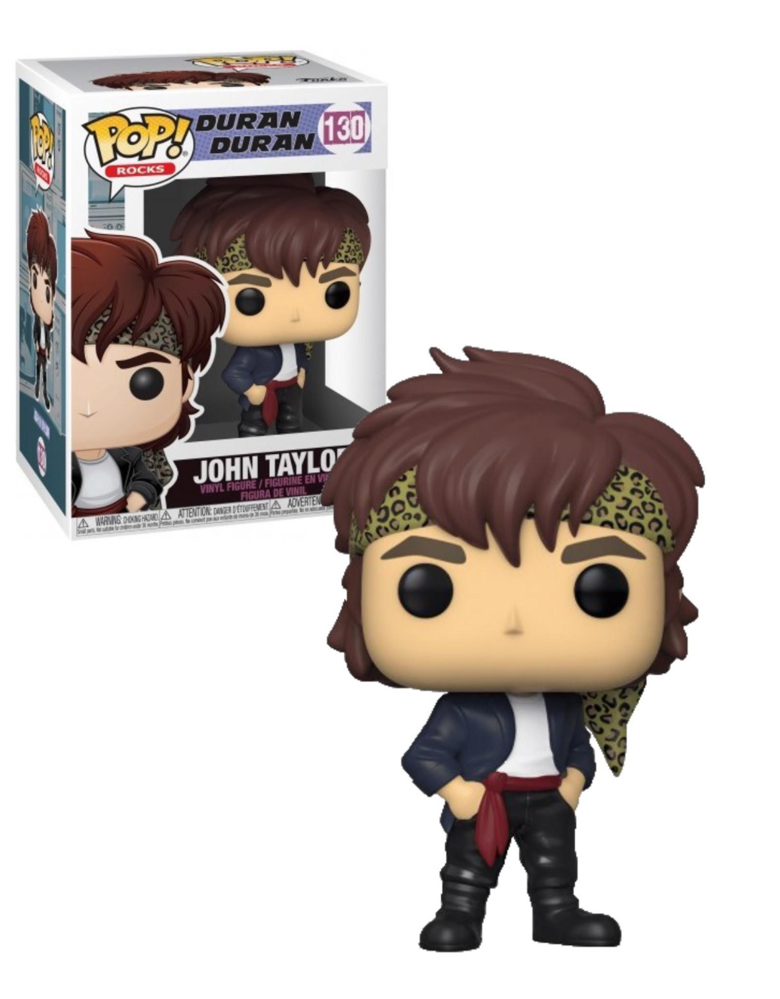 Duran Duran 130 ( Funko pop ) John Taylor
